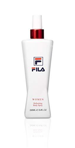 Fila - Fragrance for Women - Eau de Parfum - Floral Aquatic Scent with Notes of Mandarin, Jasmine and Musk - Mist - 8.4 oz