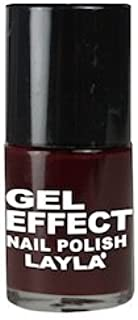 Layla Gel Effect Nail Polish, 8 Extravagant