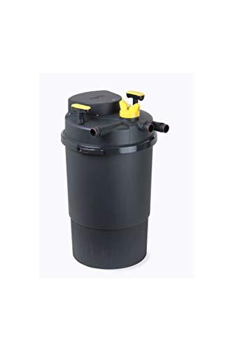Laguna Pressure Flo 14000 l drukfilter, zwart, geel, 41 x 40 x 68 cm