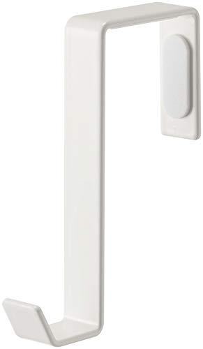 山崎実業(Yamazaki) ドアハンガー 5個組 ホワイト 約W1.5XD7XH9cm スマート ドアフック 4890