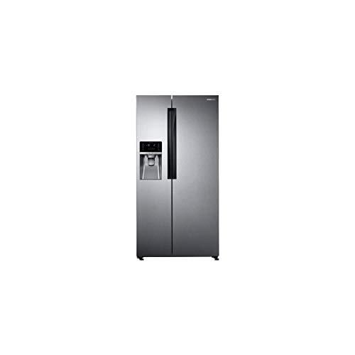 Samsung rs58k6307sl-réfrigérateur américain-575 l (395 + 180 l)-Froid ventilé intégral-a+-l 90,8 x h 182,5 cm-INOX Premium