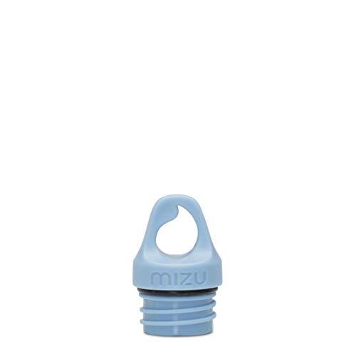 Mizu Signature Loop Cap s'adapte à toutes les bouteilles d'eau M ou V - Sans BPA - Bleu clair - Taille unique