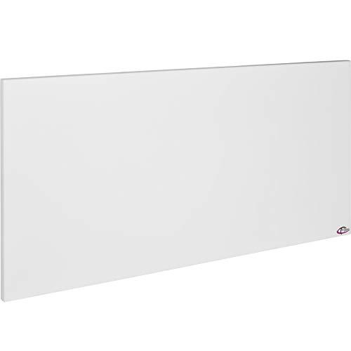 TecTake Infrarotheizung Elektroheizung Infrarot Heizkörper inkl. Wand- und Deckenhalterung Heizfolie Made in Germany | GS-geprüft von TÜV SÜD | - diverse Modelle - (900 Watt | Nr. 400700)