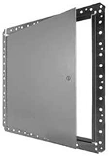 "Karp Inc。Kdw Flushアクセスドアの乾式壁Surf–ロック、6"" wx6"" H"