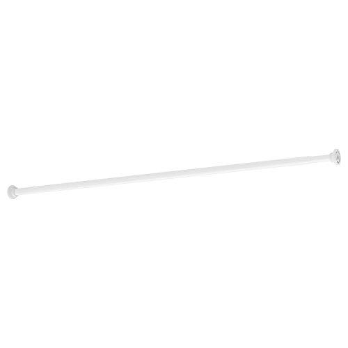 ZigZag Trading Ltd IKEA Botaren Duschvorhangstange, Weiß