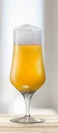 Polydisvins Verres à bière 40 cl : Le Lot de 6