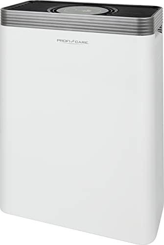 ProfiCare Luftreiniger 45 W 40 dBA Hepa-Filter für 60 m² Raum