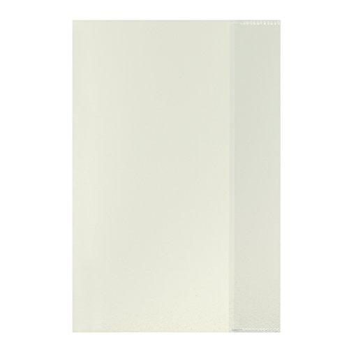 Herlitz 5215108 Hefthülle PP A5 transparent farblos, 1 Stück