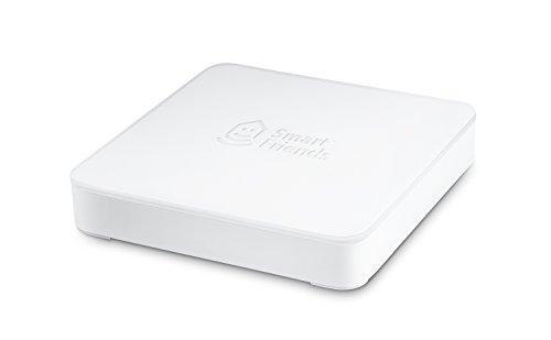 Steinel Smart Friends Box, Smart Home Zentrale, Haus-Automation, für Produkte von ABUS, Schellenberg, Paulmann, STEINEL