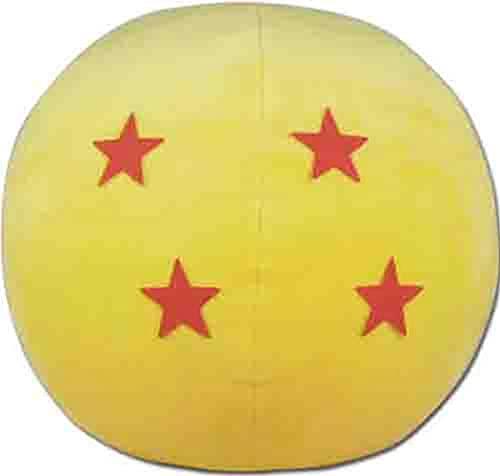 Great Eastern Entertainment Z 4 Star Dragon Ball Plush 10', Multi