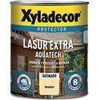 Protector xyladecor Lasur Extra satinado, Aquatech Teca...