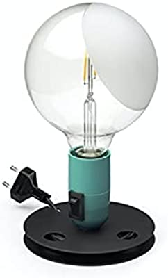 Flos Achille Castiglioni - Ampoule LED de table - Turquoise