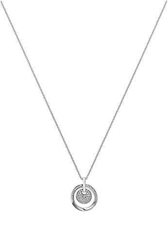 JETTE Silver Damen-Kette 925er Silber 66 Zirkonia One Size 87544656