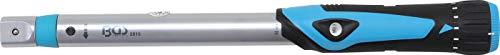 BGS 2810 | Drehmomentschlüssel | 20 - 100 Nm | für 9 x 12 mm Einsteckwerkzeuge | Drehmoment-Schlüssel