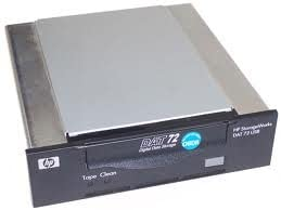 HP DW061A 36/72GB DDS-5 4MM DAT72 USB Internal Black Trade Ready New Bulk