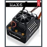 Hobbywing Ezrun MAX6 ESC (3-8S)