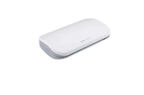 Multiuso Disinfettante UV Disinfector Sterilizzatore Per Smartphone Per Prodotti Per Bambini, Orologi, Intimo E Gioielli,White