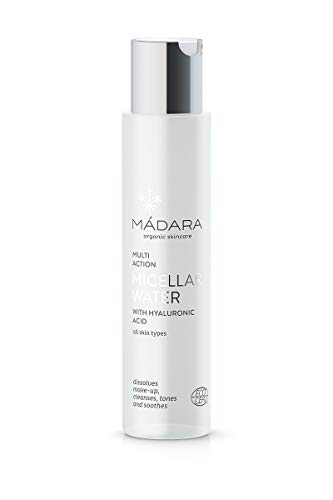Madara Multi Action Micellar Water with Hyaluronic Acid (alle Hauttypen)