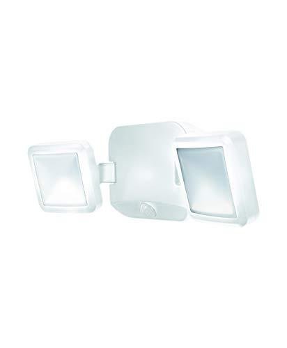 Osram LED Wand- und Deckenleuchte, Leuchte für Außenanwendungen, Kaltweiß, Battery LED Spotlight Double