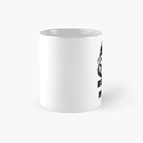 Beast Mode Gorilla Classic Mug - Unique Gift Ideas For Her From Daughter Or Son Cool Novelty Cups 11 Oz.