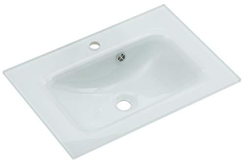 Pelipal 980787430 328 Alika Glaswaschtisch, Weiß