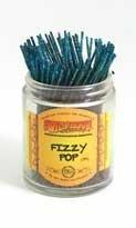 Fizzy Pop - 100 Wildberry Shortie Incense Sticks by Wildberry Mini-Sticks