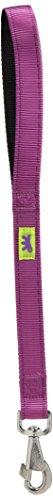 Ferplast 75179919 hondenriem Dual GM25/45 Colours, lengte: 45 cm, breedte: 2,5 cm, violet