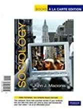 Sociology, Books a la Carte Plus MySocLab (13th Edition)