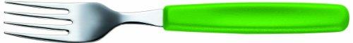 Victorinox 5.1546.L4.6 Lot de 6 fourchettes Vert