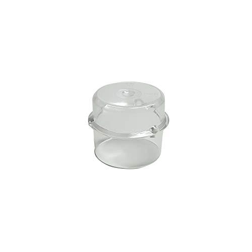 Vaso dosificador para apertura de tapa compatible con Thermomix® TM21, TM31