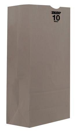 Grocery Bag Flat Bottom White Pk500 Brand Cheap Sale overseas Venue 10#