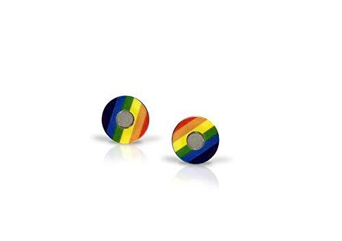 Eargasm High Fidelity Earplug Filters (Rainbow)