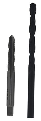 Drill America POUM6X1 m6 x 1 Tap and 5.00mm Drill Bit Kit, POU Series