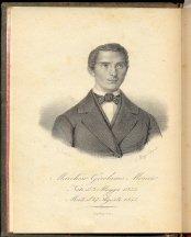 Vita del giovane marchese Girolamo Morici di Fermo. Scritta dal prete Antonio Donati
