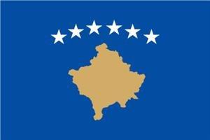 FRIP - Kosovo Fahne Flagge Grösse 1,50x2,50m XXL