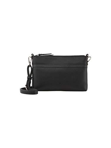 TOM TAILOR Damen Taschen & Geldbörsen Clutch Savona schwarz/Black,OneSize