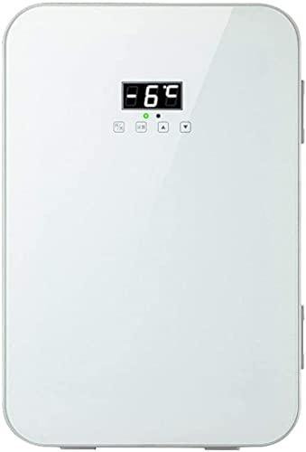 LXNQG Coche Mini Nevera, pequeño hogar Dual Refrigeración Digital Pantalla Digital Temperatura Oficina Dormitorio 22L Coche Home Dual Propósito Mini Fridge-D 45x34x29cm (18x13x11 Pulgadas) Jianyou