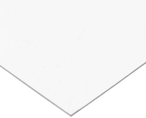 Black PRECISION BRAND Shim Stock,Sheet,PVC,0.0125 In,10 In 44250