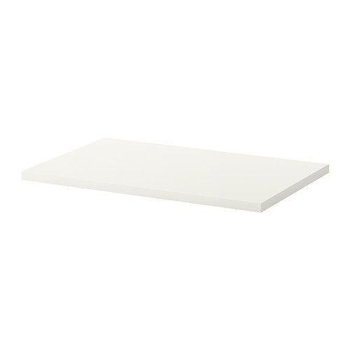 Ikea LINNMON -Tischplatte weiß - 100x60 cm