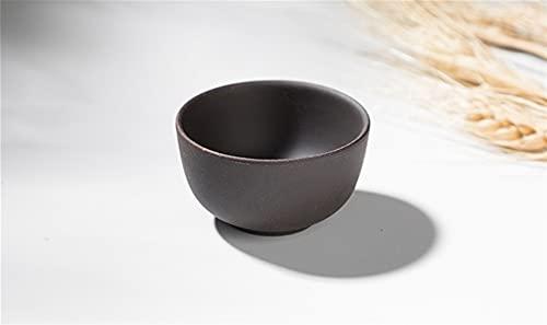 Theekopjes 4 stks/set Mini Yixing Paars Klei Teacup Home Kung Fu Tea Cup Paars Zand Groen Rood Puer Tea Cups Zisha…