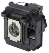Replacement for Epson H449a Lamp & Housing Projector Tv Lamp Bulb by Technical Precision