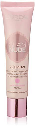 L'Oréal Paris Nude Magique, CC Cream antiopacità, 30 ml