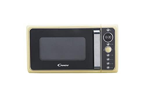 Candy Divo G25 Cc Forno a Microonde con Funzione Grill, 900W, 25 Litri, Piatto Rotante in Vetro,...