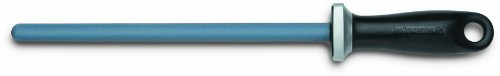 Wüsthof TR4455 Fusil Céramique Grain 800 Bleu 26 cm