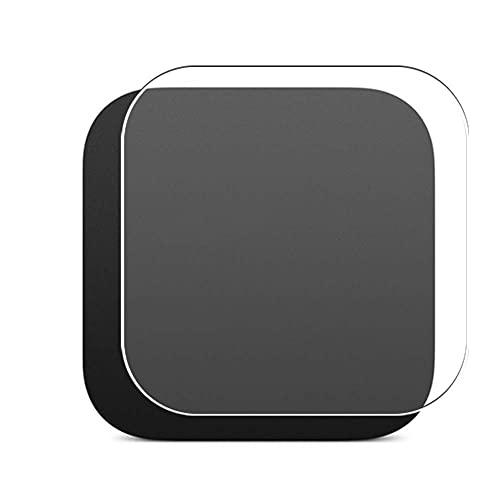 Vaxson 3 Unidades Protector de Pantalla, compatible con Apple TV 4K [No Vidrio Templado Carcasa Case ] Película Protectora Film Guard