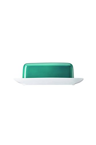 Rosenthal Sunny Day Seaside Green Butterdose [SP] [P] [W]