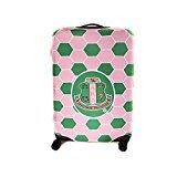 Alpha Kappa Alpha Sorority Small Luggage Cover