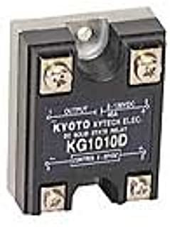 Relay Solid State 32 Volt DC Input 10 Amp 120 Volt DC Output 4-Pin
