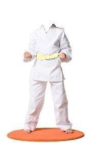 Noris - Kimono Karate entraînement - Couleur : Blanc - Taille : 130