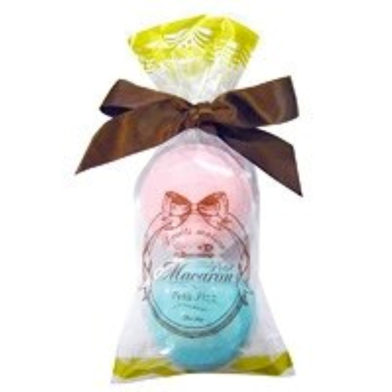 カメ聡明スノーケルスウィーツメゾン プチマカロンミニセット「ピンク&ターコイズ」6個セット 甘酸っぱいラズベリーの香り&香り豊かなグリーンティの香り